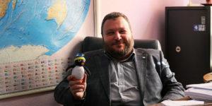 Євген Дикий: На прикладі антарктичної станції продемонструвати, що стане з Україною, якщо перестати красти