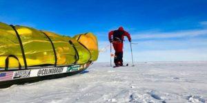 Перейти Антарктиду. Одному. Пішки