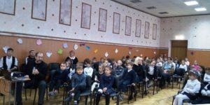 Перша зустріч у рамках всеукраїнського конкурсу «Запроси полярника до себе»