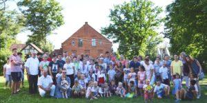 Українці навколо Ельблонга. Розвиток спільноти