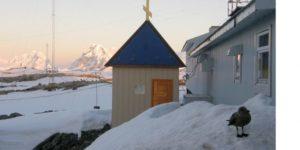 На антарктичній станції «Академік Вернадський» полярники зустрічають Різдво