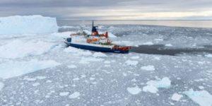 Льодовиковий шельф Ларсена: місія з вивчення відкритої антарктичної екосистеми