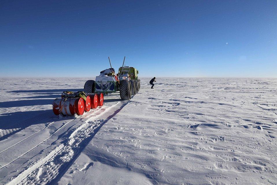 Антарктида Пельш
