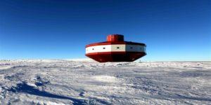 Китайська експедиція встановила нову метеостанцію в Антарктиді