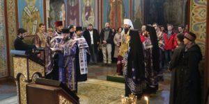 Митрополит Епіфаній благословив учасників 24-ї Української антарктичної експедиції
