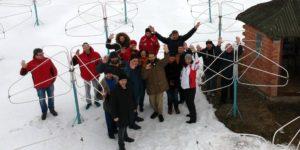 Учасники 24-ї Української антарктичної експедиції пройшли тренування