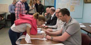 Учасники Української антарктичної експедиції проголосували на виборах Президента