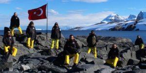 Туреччина і Білорусь спільно досліджуватимуть Антарктику