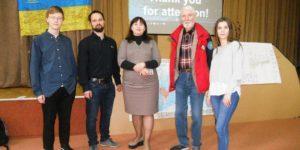 Віртуальна екскурсія школярів на антарктичну станцію Академік Вернадський