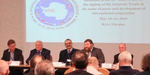 ІХ МАК – майданчик для розробки нової, амбіційної Державної програми антарктичних досліджень