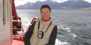 Ірина Козерецька: «Антарктида як верифікація людини»
