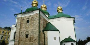 Київський храм Спаса на Берестові: занурення у ХІІ сторіччя