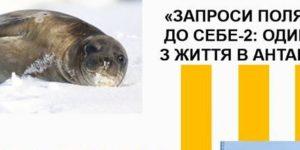 """Оголошено переможців другого конкурсу """"Запроси Полярника До Себе"""""""