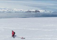 Георадарні дослідження в Антарктиці