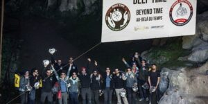 40 днів у печері. Глибинний часовий експеримент