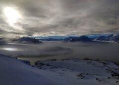 Антарктична осінь у фотографіях