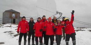 Антарктида стає ближчою завдяки безлімітному інтернету