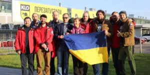 Полярники 25-ї Української антарктичної експедиції повернулися в Україну