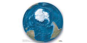 National Geographic визнав існування Південного океану