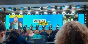 """Антарктида попереджає, що людству час діяти. Форум """"Україна – 30. Екологія"""""""