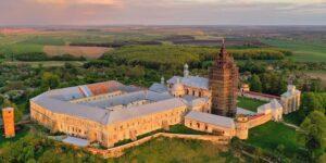 Монастир у Підкамені (Пролітаючи над…)