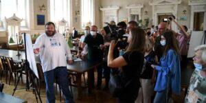 Антарктична виставка відкрилась в Одесі