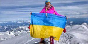 Ірина Галай стала першою українкою, яка піднялася на К2