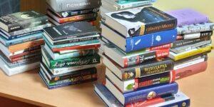 Понад 80 книжок поповнять бібліотеку станції «Академік Вернадський»