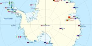 В Антарктиді зафіксували рекордно холодну зиму